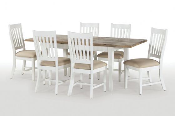 Trebetherick Extending Dining Table Set - Special Order